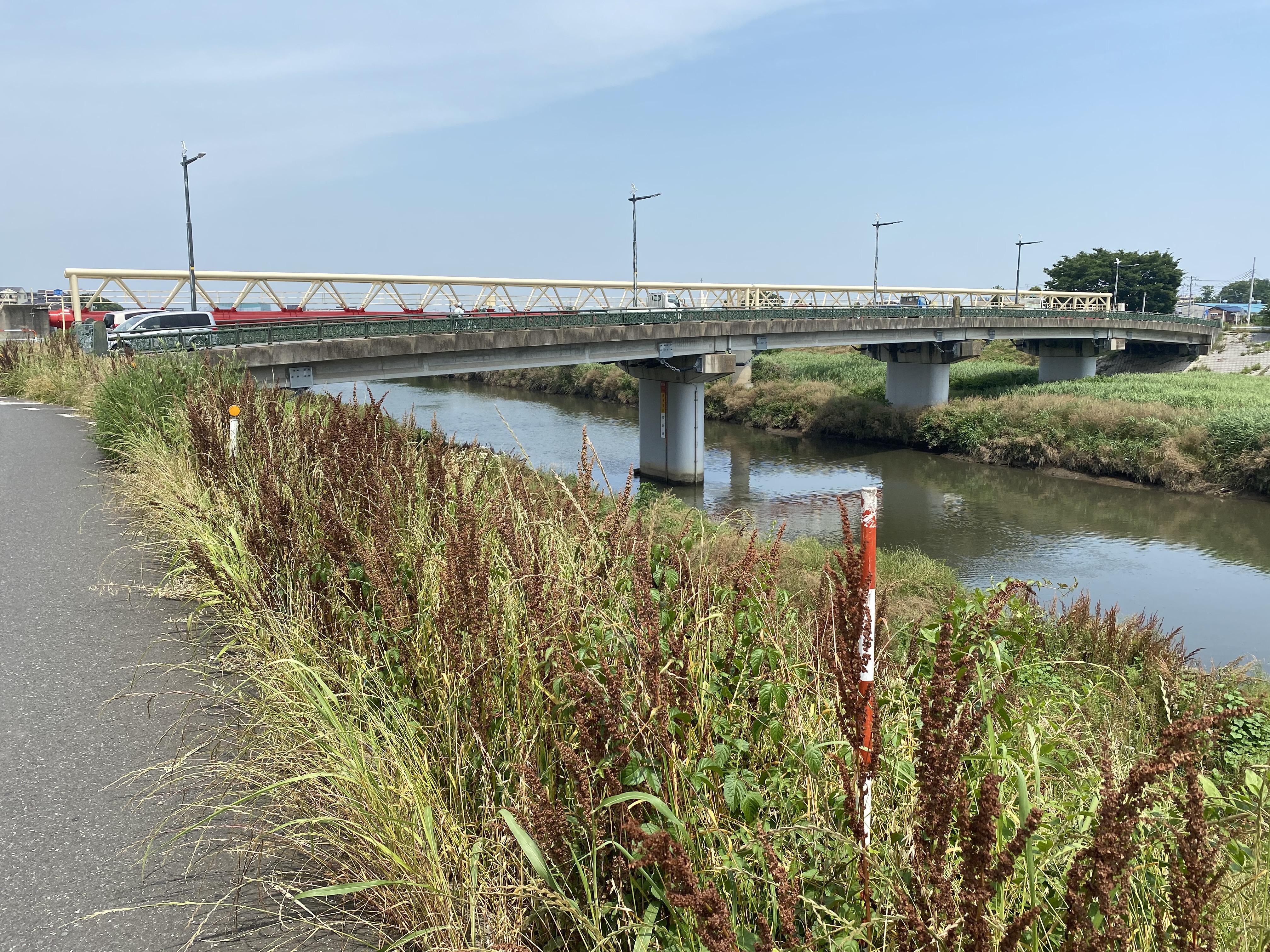 宮戸橋(埼玉県宮戸橋)
