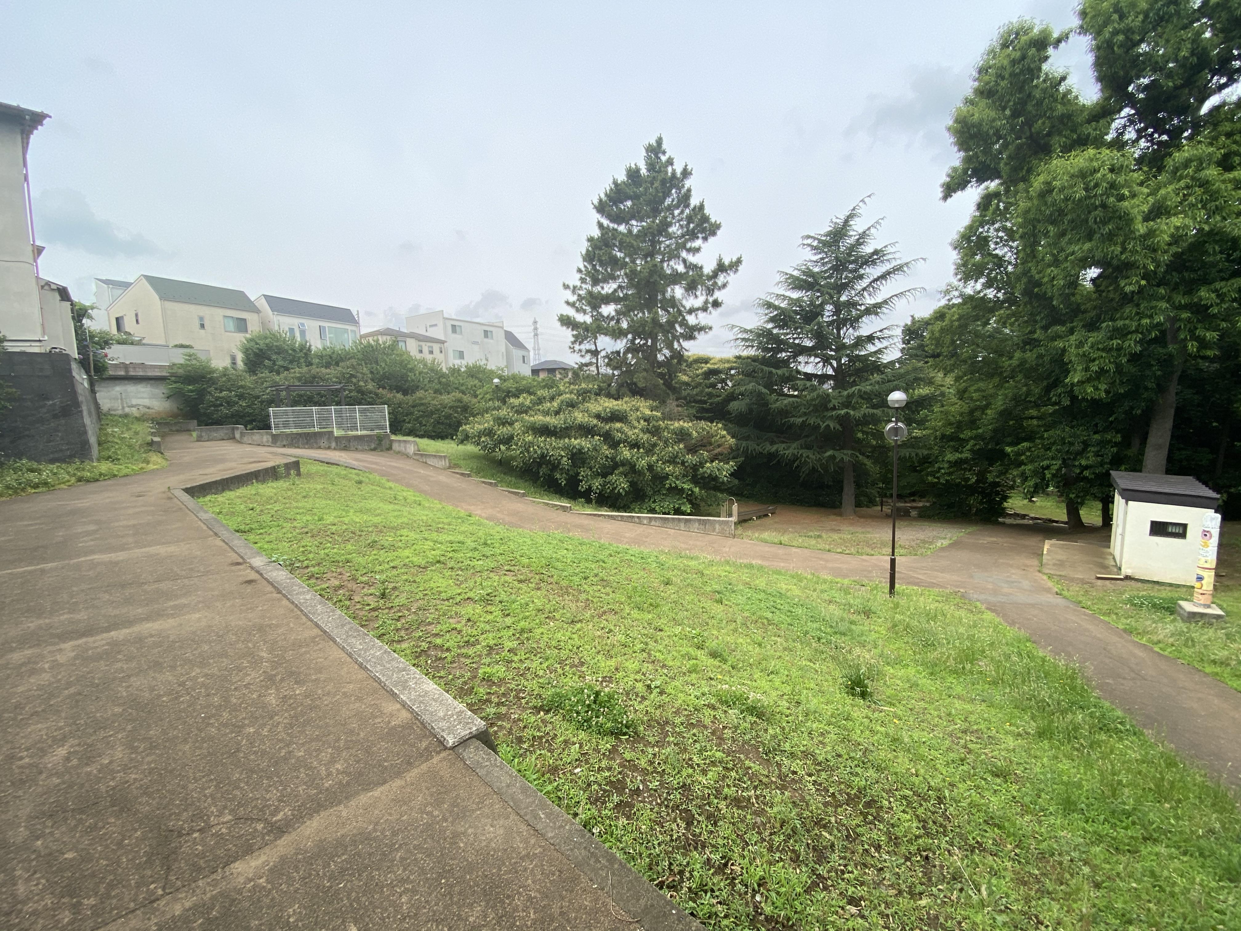 柿ノ木坂湧水公園